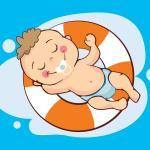 Аквакидс, грудничковое плавание
