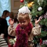 Новогодняя ёлка для детей