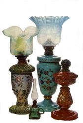 история старой лампы