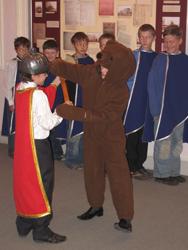 Посвящение в Ярославичи