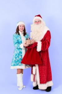Дед Мороз от семейного клуба Вместе