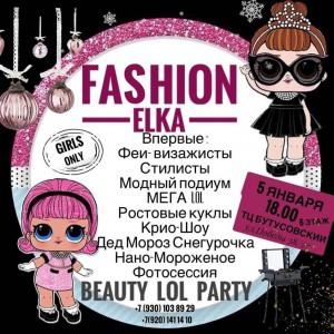 Fashion elka