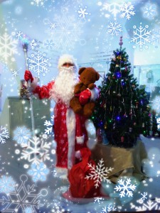 Спасти Деда Мороза!