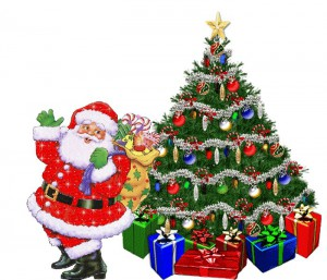 Новогодний праздник для детей от Вектор развития