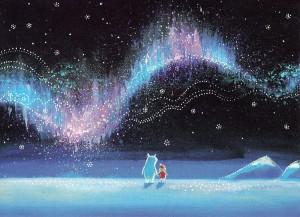 Тайна полярного сияния