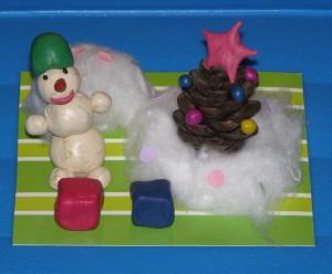 Подарки под ёлку от Снеговика