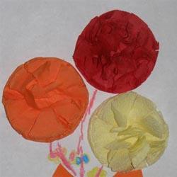 Цветочная ваза - цветы
