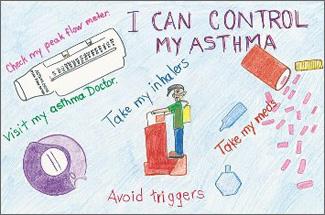 Шестой факт об астме