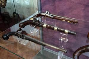 Оружейные истории