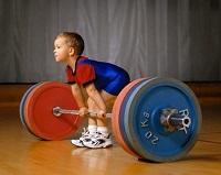 Детский спорт в Ярославле