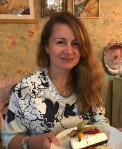 Середа Ольга, консультант по ГВ, Ярославль