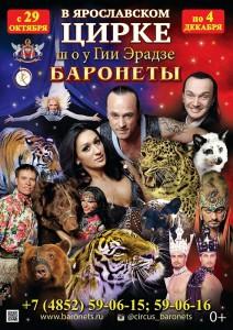 Баронеты в Ярославле