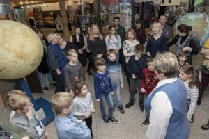Сборные экскурсии по музею планетария