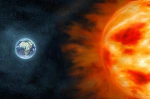 Солнце и жизнь Земли