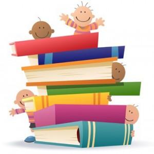 Детские книги в Ярославле