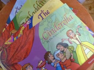 Cinderella. Theatrical Reader