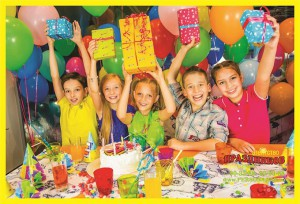 Детский праздник, агентство Персона