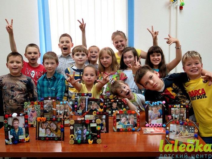 Городской летний лагерь в Ярославле