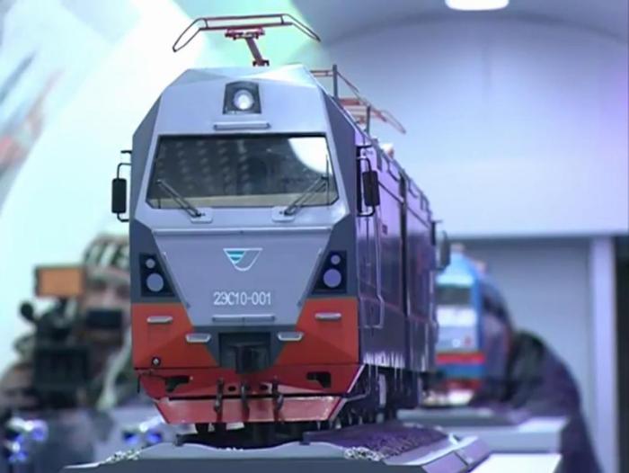 Поезд-музей в Ярославле