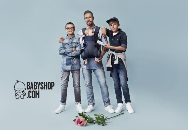 Эрго-рюкзаки на Babyshop.com