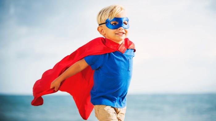 Праздник супергероев