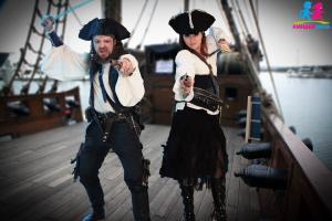 Пираты-аниматоры