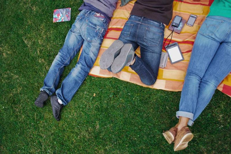 Резиновый пикник