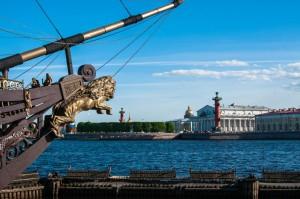 Привет, Петербург! Открытие сезона