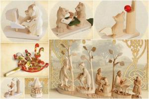 Экскурсия в музей Богородской фабрики художественной резьбы по дереву