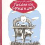 Рассказы про Франца и школу. Кристине Нёстлингер