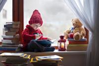 Лучшие новогодние книги для малышей