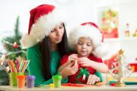 Новогоднее творчество с детьми. Лучшие книги