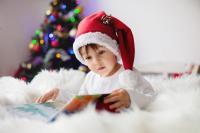 Книги со стихотворениями про новый год для детей