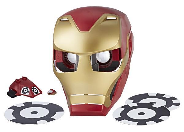 МАСКА ДОПОЛНЕННОЙ РЕАЛЬНОСТИ HERO VISION, Avengers