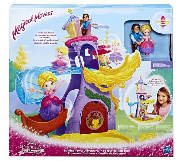 ИГРОВОЙ НАБОР «БАШНЯ РАПУНЦЕЛЬ MAGICAL MOVERS», Disney Princess