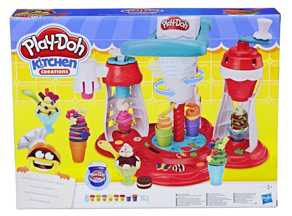 НАБОР «МИР МОРОЖЕНОГО», Play-Doh