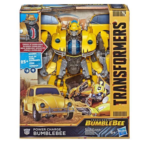 ИГРУШКА-ТРАНСФОРМЕР «ИНТЕРАКТИВНЫЙ БАМБЛБИ», Transformers