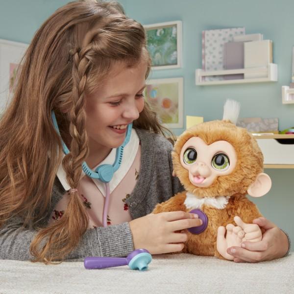 furReal «Вылечи обезьянку»