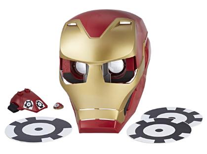 Интерактивная Маска Железного Человека Avengers Hero Vision