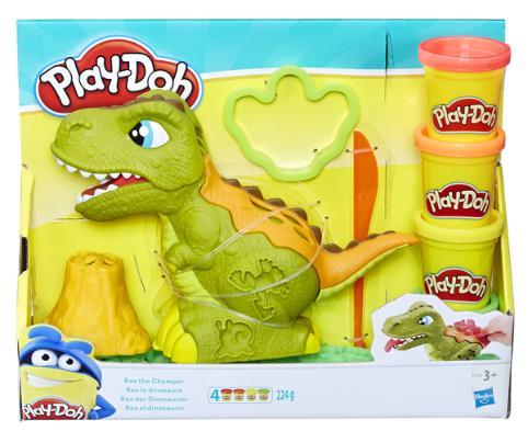 Игровой набор Play-Doh Могучий Динозавр