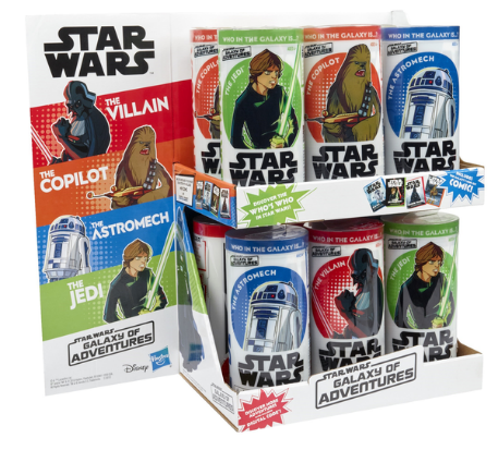 Игрушка Star Wars Коллекция Историй