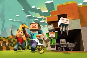 3D-моделирование персонажа Minecraft