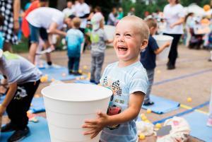 День детей и родительского счастья