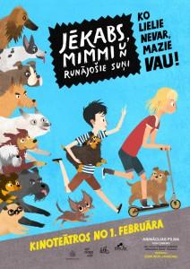 Екаб, Мимми и говорящие собаки