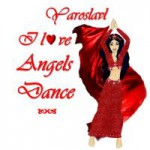 Angels dance