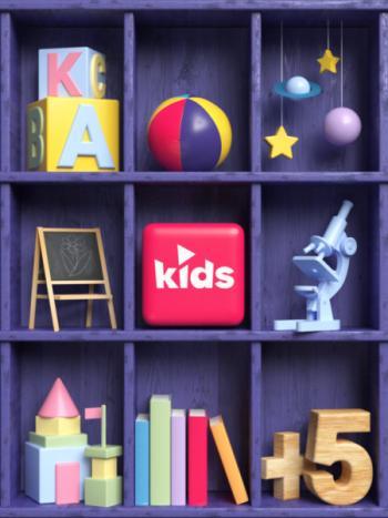 Мобильный онлайн-кинотеатр ivi kids – правильные мультики