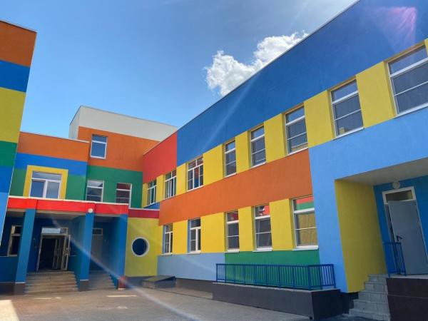 Новый детский сад на Большой Норской в Ярославле